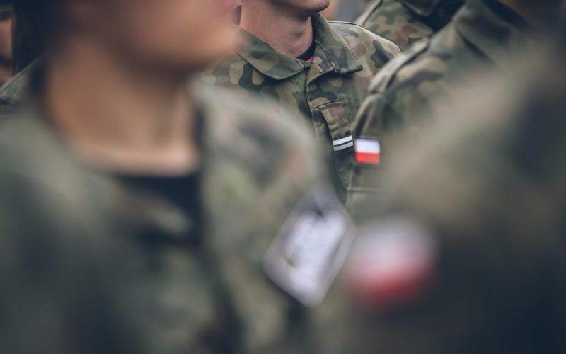 odzież wojskowa